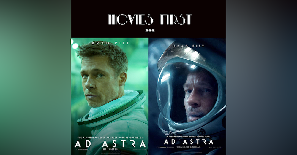 666: Ad Astra (Adventure, Drama, Mystery) (The @MoviesFirst review)