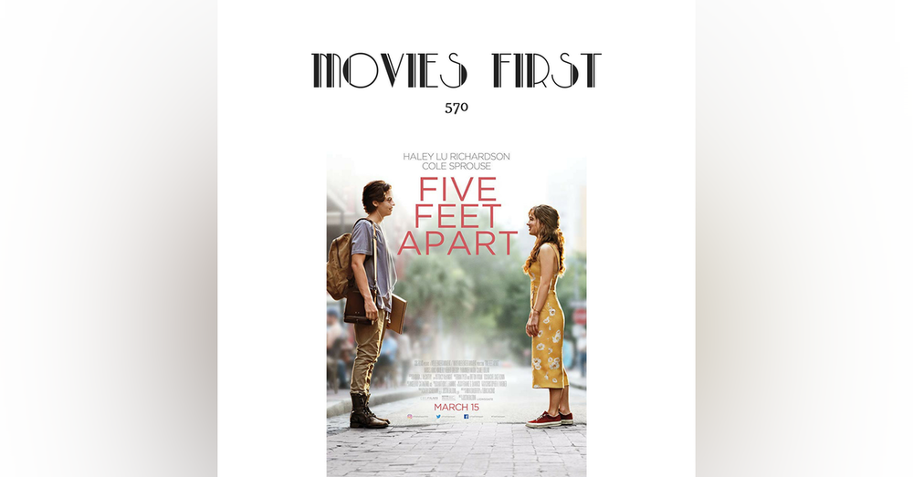 Five Feet Apart (review)