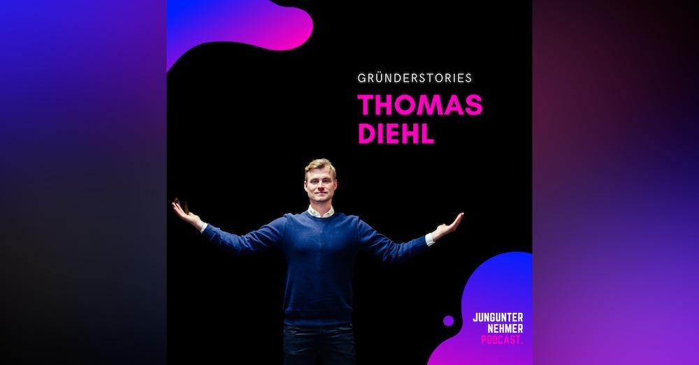 Thomas Diehl, Weingut Diehl | Gründerstories