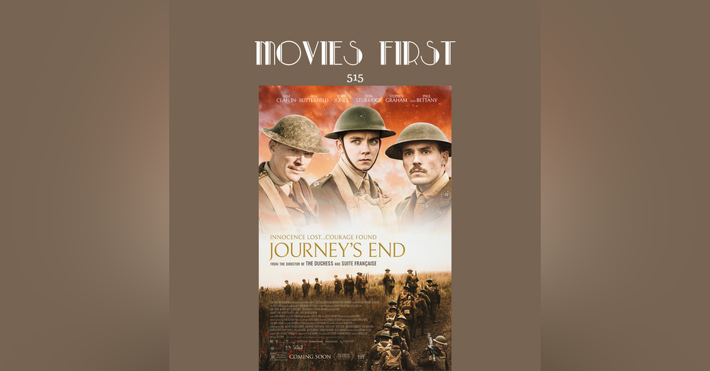 515: Journey's End (Drama, War)