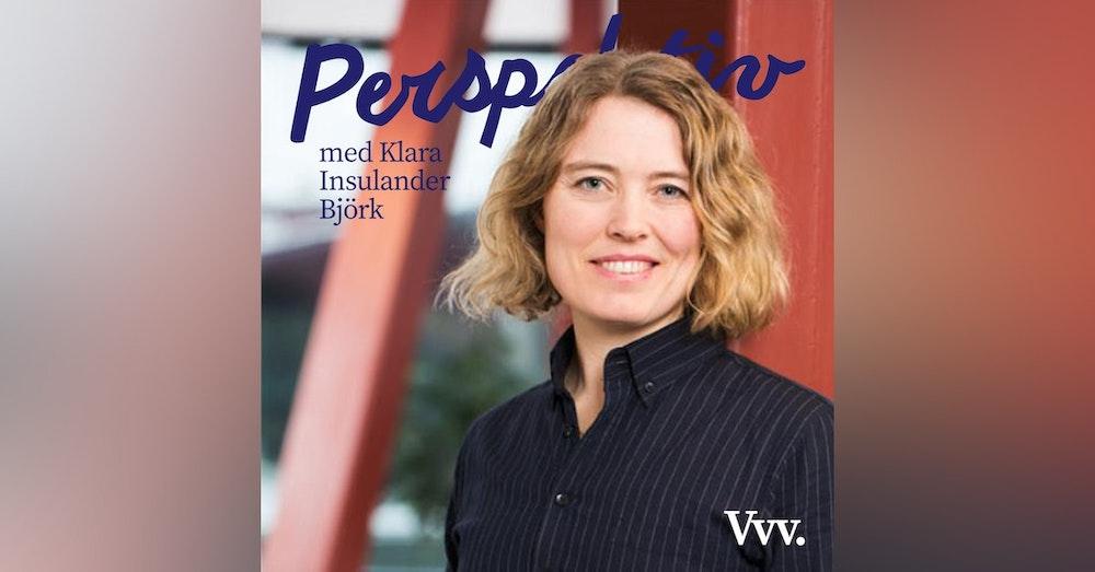 27. Om kärnkraftens potential och politik - med fysikern Klara Insulander Björk