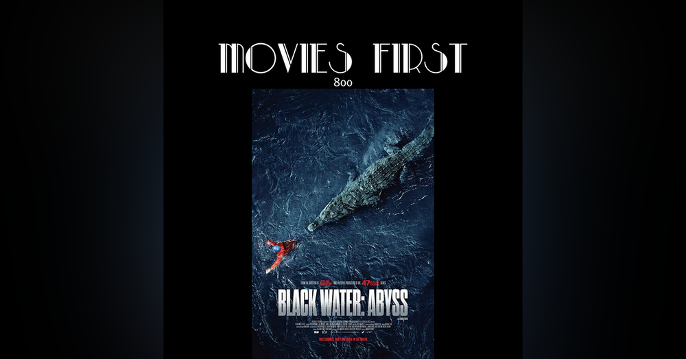 Black Water Abyss (Action, Drama, Horror) (the @MoviesFirst review)
