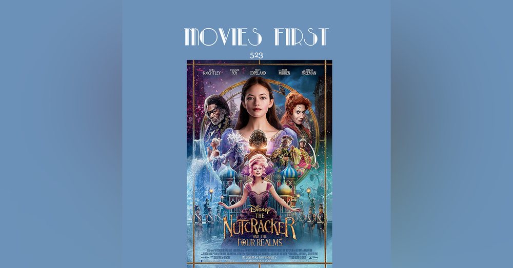 523: The Nutcracker and the Four Realms (review)
