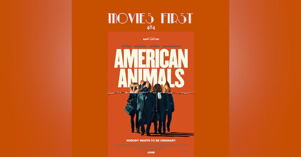 484 American Animals (Crime, Drama)