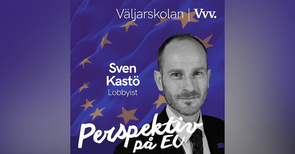 13. [Valspecial] Om regionernas lobbyarbete och hur man påverkar lagförslag - med lobbyisten Sven Kastö