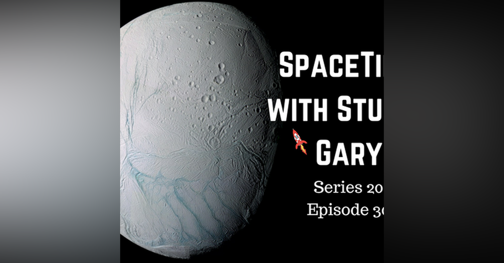 30: New clues for life on Saturnian moon