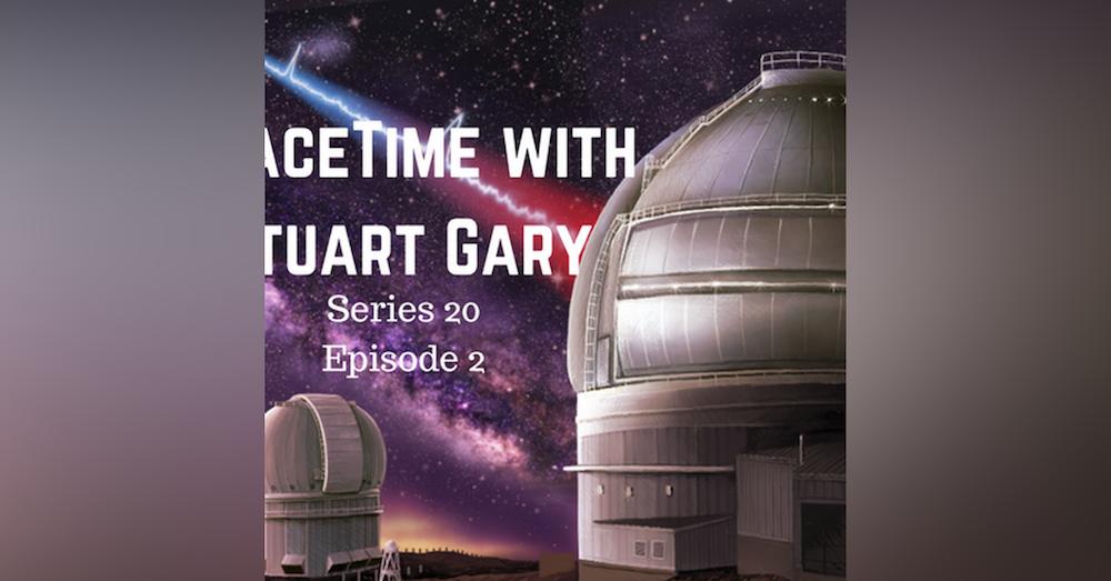 02: Mysterious Fast Radio Bursts & The Dwarf Galaxy