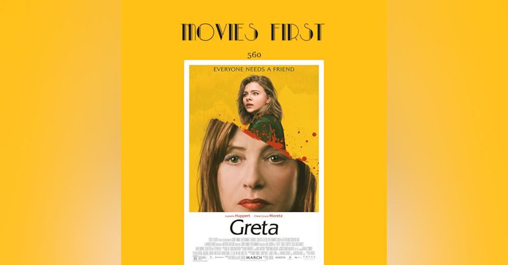 560: Greta (review)