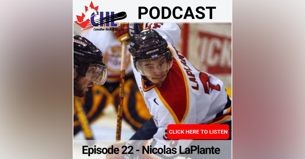 Episode 22: CHL Leaders - March 13, 2019