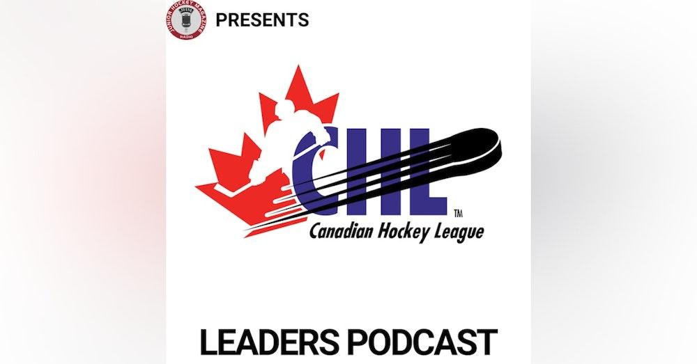 Episode 1: CHL Leaders - October 15, 2018