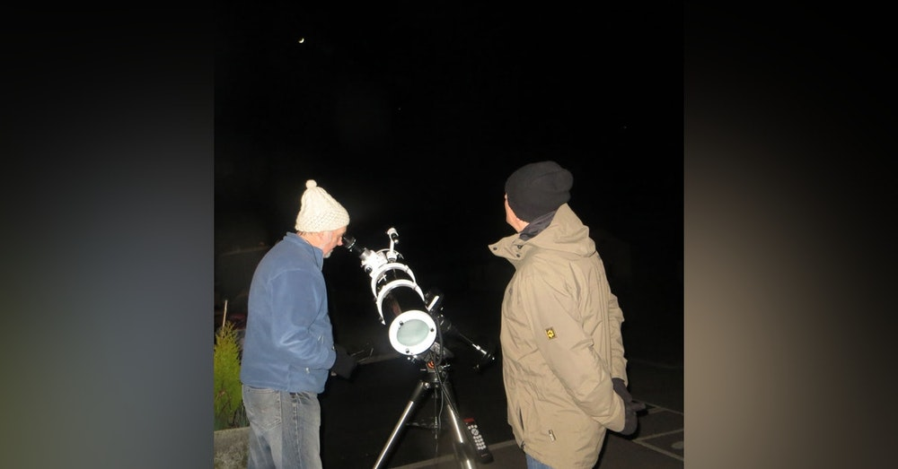 #047 Dark Skies over the Dales - Reeth Astronomy Group