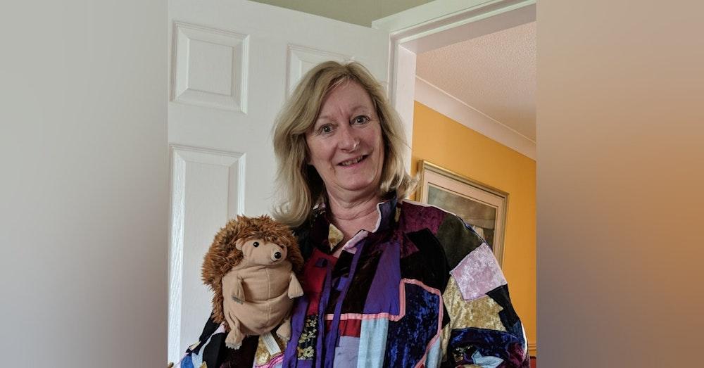 #040 Storyteller in the Dales -  Rhoda Fraser
