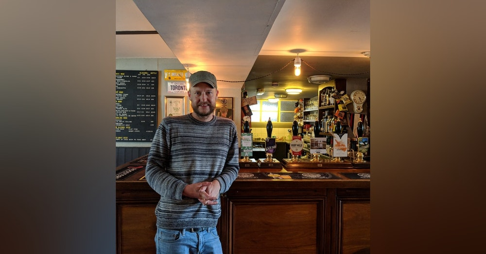 #011 The George and Dragon community pub in Hudswell - an interview with the landlord Stuart Miller
