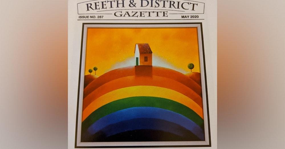 #2/22 Editorial Challenges behind the Reeth Gazette