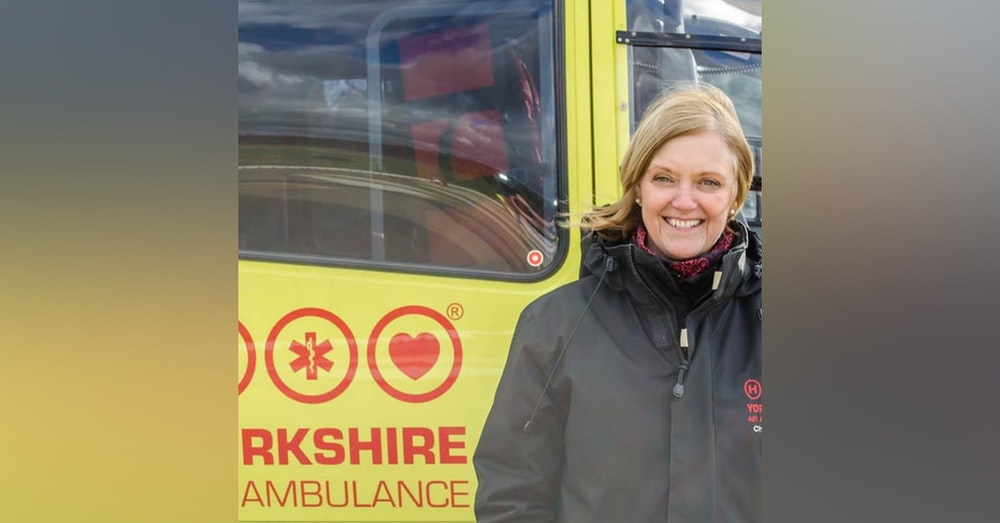 #004 Yorkshire Air Ambulance with Helen Callear