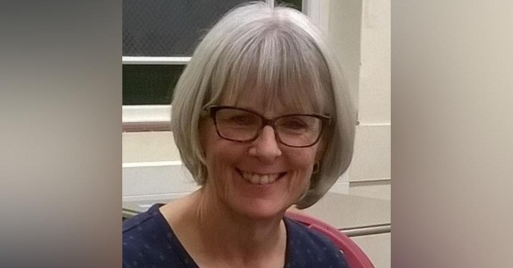 #2/09 GP to Author with Carol Tetlow