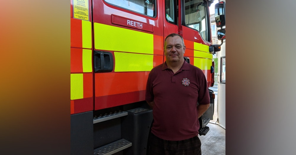 #009 Saving lives and property-  Life as a Retained Fireman