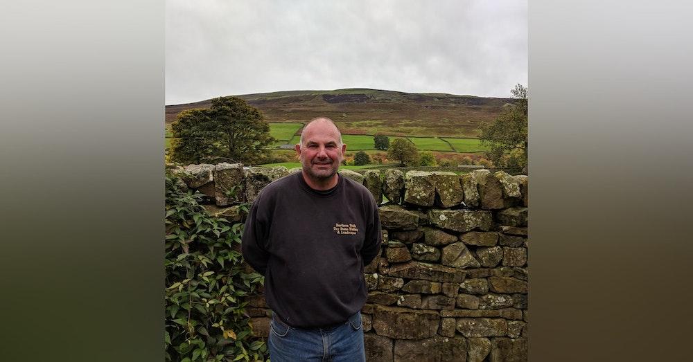 #020 Dry Stone Walling with David Edwards