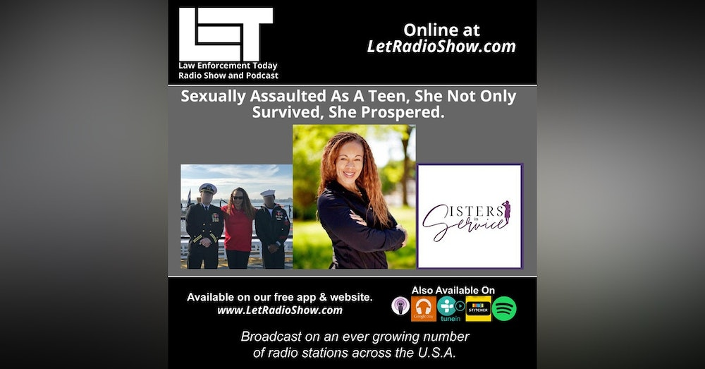 S5E45: Sexually Assaulted As A Young Teen, She Not Only  Survived, She Prospered.