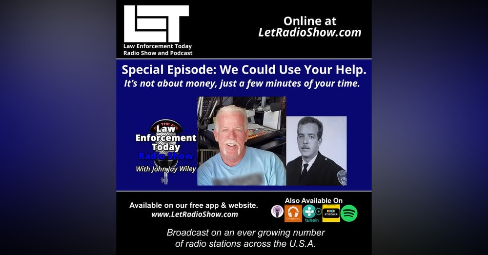 S5E39: Will you help us grow the show? Not money, just a few minutes of your time.