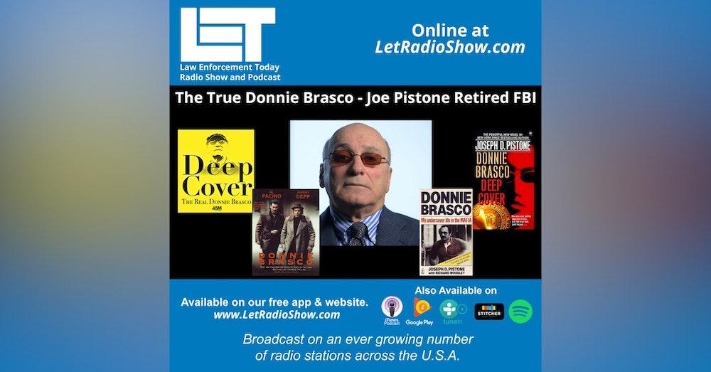 S5E38: The True Donnie Brasco - Joe Pistone Retired  F.B.I.