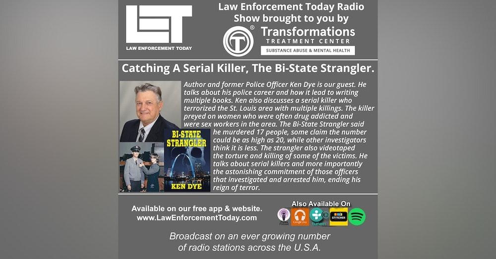 S4E68: Catching A Serial Killer, The Bi-State Strangler.