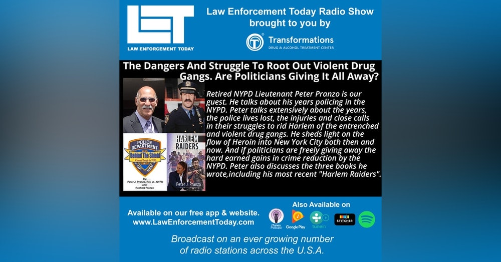 S4E52: The Dangers And Struggle To Root Out Drug Gangs. Are Politicians Giving It All Back?