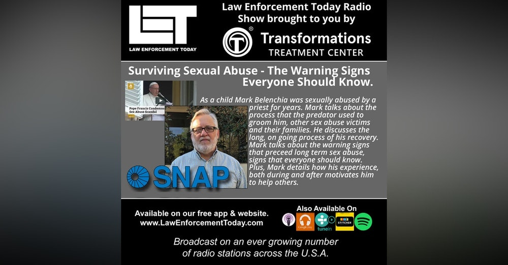 S4E22: Surviving Sexual Abuse - The Warning Signs Everyone Should Know.