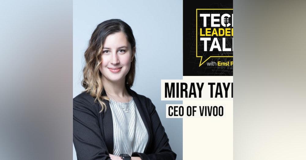 Miray Tayfun on Tech Leaders Talk show