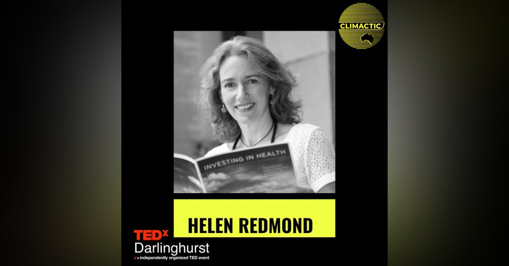 Helen Redmond | Should you talk with your doctor about climate change?