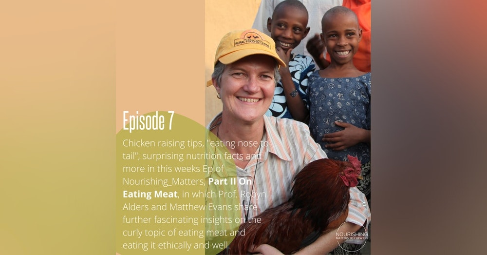 """On Eating Meat Part II """"Ethical Eating, Nose to Tail and More"""""""