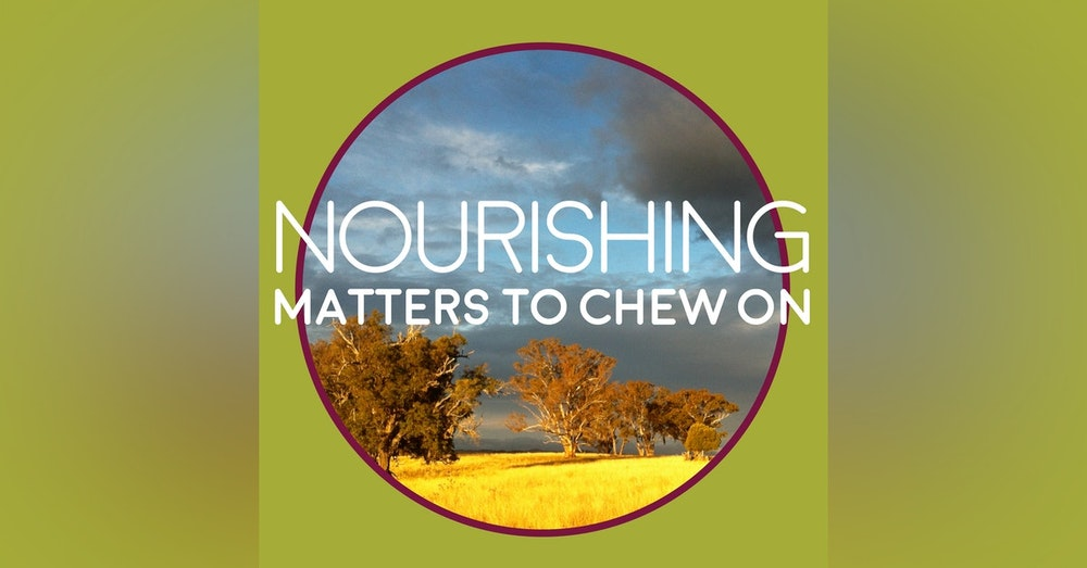 Introducing NOURISHING MATTERS TO CHEW ON