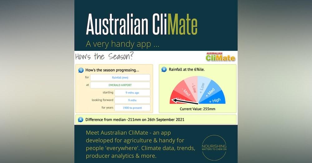 Australian CliMate – A very handy app
