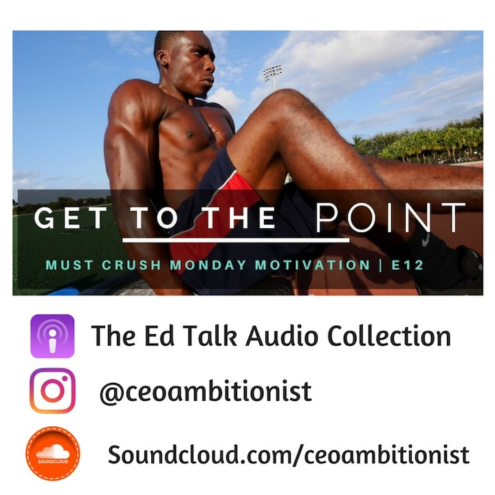 Get To The Point| MCM E12