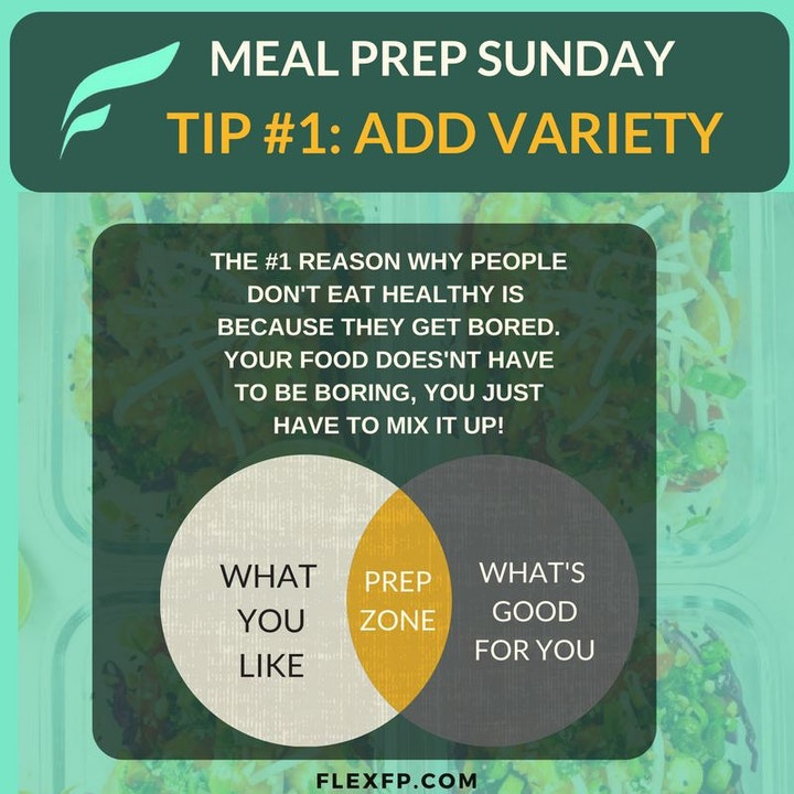 Meal Prep Sunday E4 | Add Variety To Your Meal