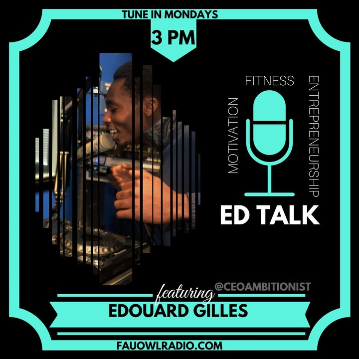 #16 Ed Talks Health With Brandon Cela
