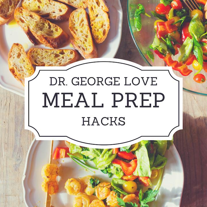 Dr Love Meal Prep Hack | Meal Prep Sundays E3