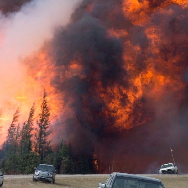 PSA 1 - Fort McMurray Fires Image