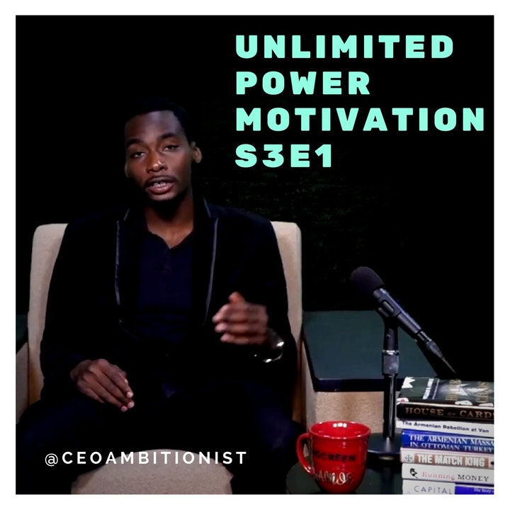 Why I Create So Much Content | Unlimited Power S3E1