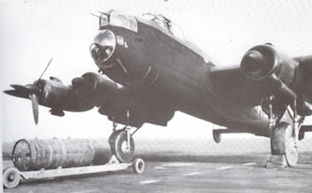 14 The Last Flight of Lancaster Lily Mars, WW2