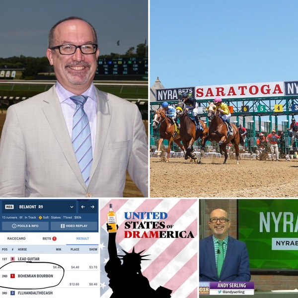 Episode 46 - Andy Serling, horse handicapper Image