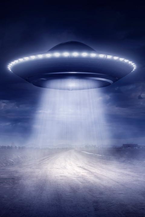 La Zona De Silencio (the Zone of Silence), and UFO Sightings