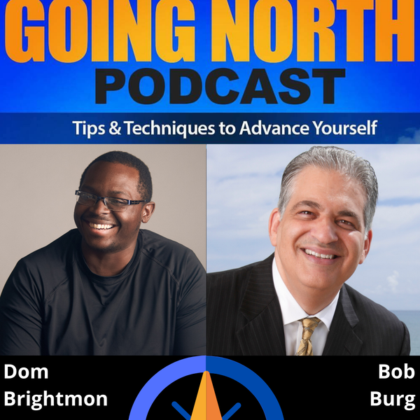 "Ep. 327 – ""The Go-Giver Way of Elite Performance"" with Bob Burg (@BobBurg) Image"