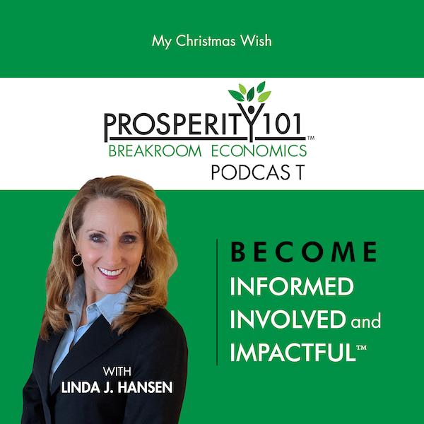 My Christmas Wish – Linda J. Hansen [Ep. 50]