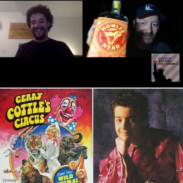 Episode 28 - Gerry Cottle Jr, Rooftop Cinema Club founder