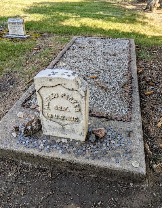 Episode 4 - Coast to Coast Haunted Cemeteries Image