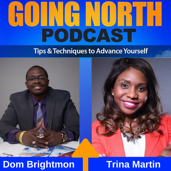 "212 – ""From a Mess to Amazing"" with Trina Martin (@TrinaLMartin) Image"
