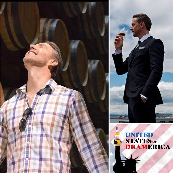 Episode 42 - David Laird, luxury whisky specialist Image