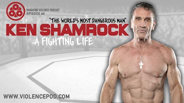 MMA Hall-of-Famer, Ken Shamrock Image