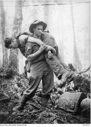 66 Leslie Cook 3 New Guinea WW2